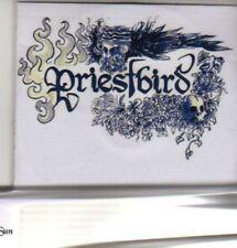 (AZ510) Priestbird, Season Of The Sun - DJ CD