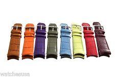 Raymond Weil 20mm Genuine Croc Leather Ladies Watch Band Strap 5590
