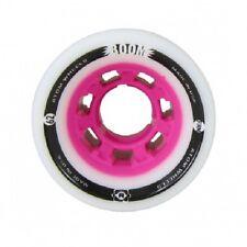 Atom BOOM Wheels - Roller Derby wheels - PINK FIRM 62 x 44  set of 4
