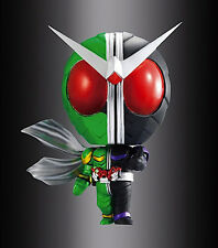 Chibi-Arts Kamen Rider W Cyclone Double Joker super deformed Figure - Bandai