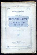 Galicia - Concepcion Arenal - 1907 - Primera edicion