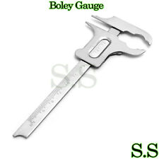 BOLEY GAUGE, STAINLESS, DENTAL SURGICAL INSTRUMENTS