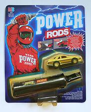 Vintage MB Power Rods Flexible Rail Rider System Pontiac Fiero Car 31 MOC 1985