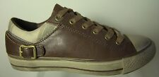 Authentic Belstaff Jair Low Lady Shoes Sneakers EU Size 37 Leather