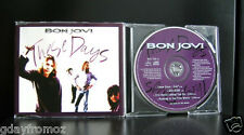 Bon Jovi - These Days 4 Track CD Single
