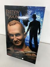 "New listing 12"" Sideshow Freddy Krueger The Springwood Slasher Freddy Vs Jason Action Figure"