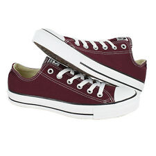Converse All Star Low Top 139794F Burgundy Mens US size 5.5, UK 5.5