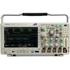 Tektronix Mdo3104 1 Ghz Mixed Domain Oscilloscope 4 Analog Ch