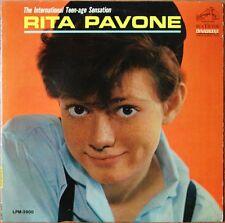 RITA PAVONE rare LP 33T Original 1964 USA The International Teen-age Sensation