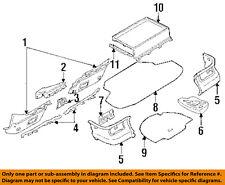 NISSAN OEM 90-96 300ZX Interior-Rear-Storage Tray 8495030P00