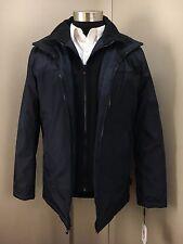 NEW Calvin Klein Men's Blue Winter Parka COAT JACKET (Size SMALL) NWT $250
