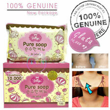 100% GENUINE NEW PACK PURE SOAP BY JELLY SPEED WHITENING SKIN/ANTI AGING 100 G.
