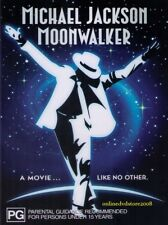 MICHAEL JACKSON - MOONWALKER (Joe PESCI) The KING of POP Music Film DVD Region 4