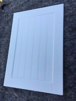 FPP Matt White Replacement Cupboard Doors to fit a Howdens Stornoway Kitchen