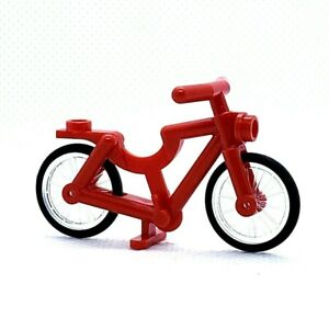 LEGO Bicycle Red City Bike