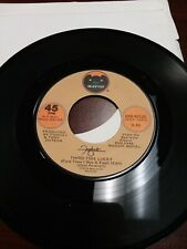45 Record Foghat First Time Lucky/Love In Motion VG