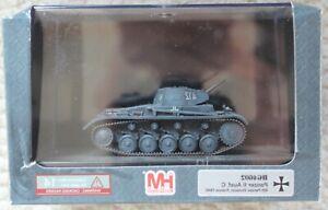 1/72 DRAGON ARMOR  HOBBY MASTER GERMAN PANZER II WW2 TANK HG4602