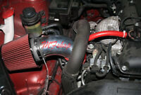 Red For 2010-2012 Hyundai Genesis Coupe 2.0L L4 Turbo Air Intake Kit + Filter
