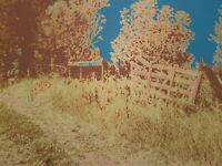 Max Epstein Nostalgic Path 1978 Lithograph Serigraph A/p Limited