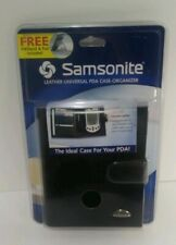 Samsonite Leather Universal PDA Case Organizer