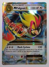 Mega Pidgeot ex - 65/108 XY Evolutions - Ultra Rare Pokemon Card
