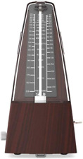 Metronome for Guitar/Piano/Bass/Violin/ Drum and Other Musical Instruments, Wood