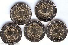 2 Euros Alemania 2015 @@ Bandera Europa @@ Emision Nº 16 @ Las cinco cecas @