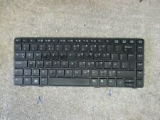 Used Genuine HP ProBook 6470b/6460b Keyboard Danish 635769-081