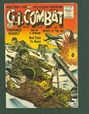 G.I. Combat #34 Fine 1956 Quality Comics