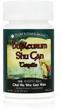 Plum Flower, Bupleurum Shu Gan Teapills, Chai Hu Shu Gan Wan, 200 ct