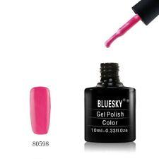 Bluesky UV LED Gel Nail Polish  Standard Colours 80561 to 80616 NEW
