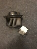 Fiat Coupe Heater Fan And Resistor