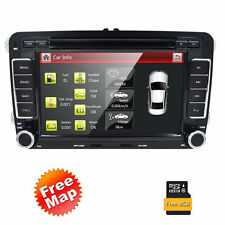 Car DVD Stereo GPS Autoradio BT For VW GOLF 5 6 POLO JETTA TOURAN EOS PASSAT CC