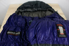Montbell Super Stretch Down Hugger #5 Ultralight Backpacking Sleeping Bag 178cm