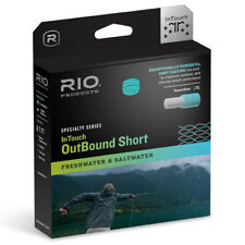 Rio InTouch Outbound Short Floating Fly Line - ALL SIZES - FREE FAST SHIPPING