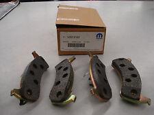 Brand New OEM Mopar V2012101 Brake Pads