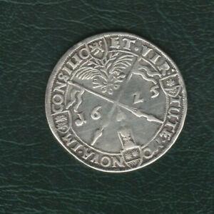 HESSEN - KASSEL: TALER 1625, SILBER