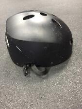 Black Small Used Bike Helmet