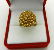 Estate 22k Yellow Gold Dome Shape Ladies Ring 9.2 grams