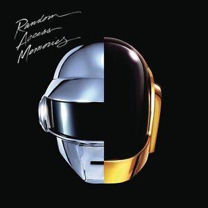 DAFT PUNK - Random Access Memories (180G Vinyl 2LP) 2013 SONY371686 NEW/SEALED