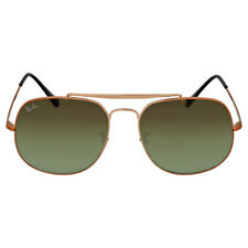 Ray Ban General Square Green Gradient Sunglasses