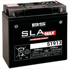 4,9 Kw-Gel Batterie 6,8 CH CPI Crab 100-Bj 2003-2006