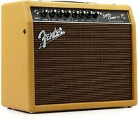 """Fender Super Champ X2 1x10"""" 15-watt Tube Combo Amp - Lacquered Tweed Sweetwater"""