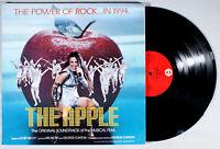 The Apple (1980) Vinyl LP • Soundtrack, George Clinton, Grace Kennedy