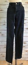 ANN TAYLOR LOFT Women Modern Skinny Dark Wash Cotton Blue Jeans Pants Size 12