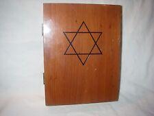 JEWISH JUDAICA HOLY SCRIPTURES MASORETIC TEXT JEWISH PUBLICATION SOCIETY 1971