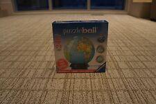 Ravensburger Puzzle Ball EARTH GLOBE 240 Pieces 3D Circular Ball NO 11 509 9