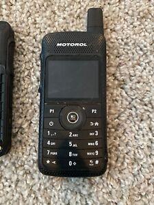 Motorola SL7550 UHF R1 403-470MHZ DMR
