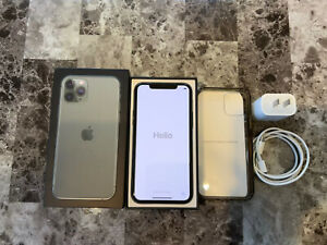 Apple iPhone 11 Pro - 512GB - Space Grey (AT&T) A2161 (CDMA + GSM)