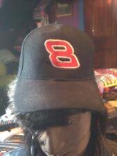 DALE EARNHARDT JR NEW HAT CAP BLACK 8